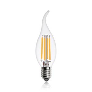หลอดไส้LED-candle-filament-ปลายเปลว-E14-3w