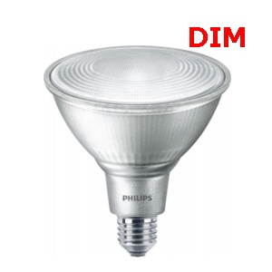 หลอดLED PHILIPS PAR38 13W 25D DIM