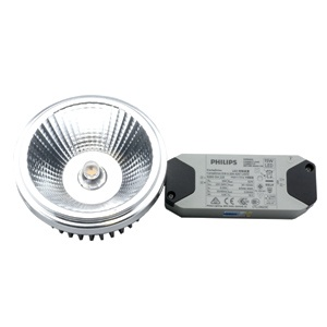 หลอดไฟ qr111 led 15w philips chip + Philips driver